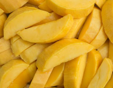 Mango-slices